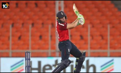 Ind Vs Eng T20i Series Jos Buttlers Unbeaten 83 Helps England To An Eight Wicket Win Over India1