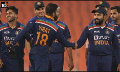 India Vs England 4th T20i Thakur Surya Shines India Beats England By 8 Runs1