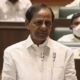 CM KCR severely criticizes Congress