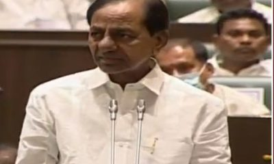 We will buy grain according to the support price: CM KCR