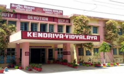 Release of notification for admission in Kendriya Vidyalayas