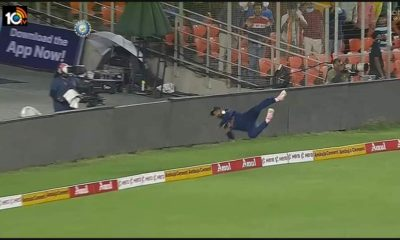 Kl Rahuls Amazing Fielding In First T201