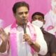 Minister KTR was angry with the BJP leaders