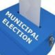 municipal election polling in AP