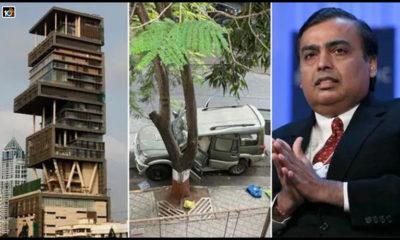 New Twist In Mukesh Ambani Plot Case