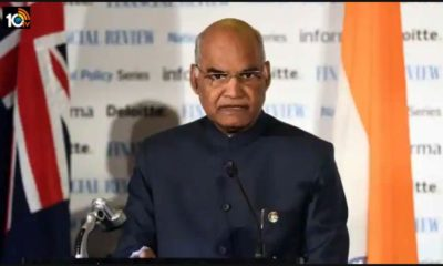 President Kovind Visits Army Hospital After Experiencing Chest Discomfort1