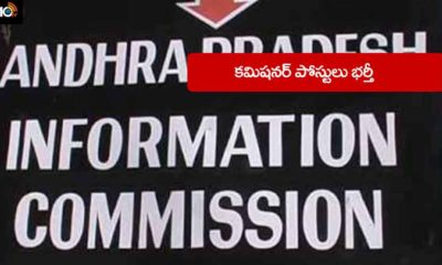 Ap Information Commissioners Posts