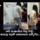 China Woman Beats Boss With Mop