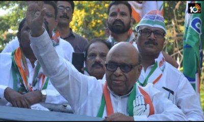 Ex Congress Mp Eknath Gaikwad