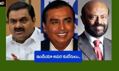 Indias Richest Billionaires