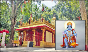 Japali Teertham As Hanuman Birthplace In Tirumala
