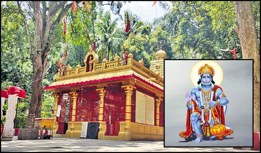 Japali Teertham As Hanuman Birthplace In Tirumala
