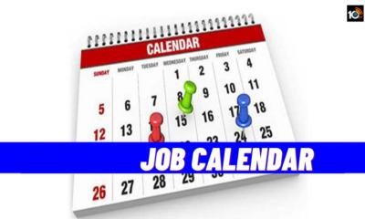 Job Calendar