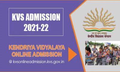 Kendriya Vidyalayas Admissions start
