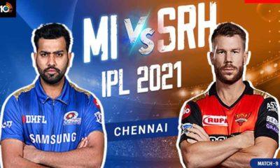 Mumbai Indians Vs Sun Risers Hyderabad