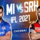 Mumbai Indians Vs Sun Risers Hyderabad