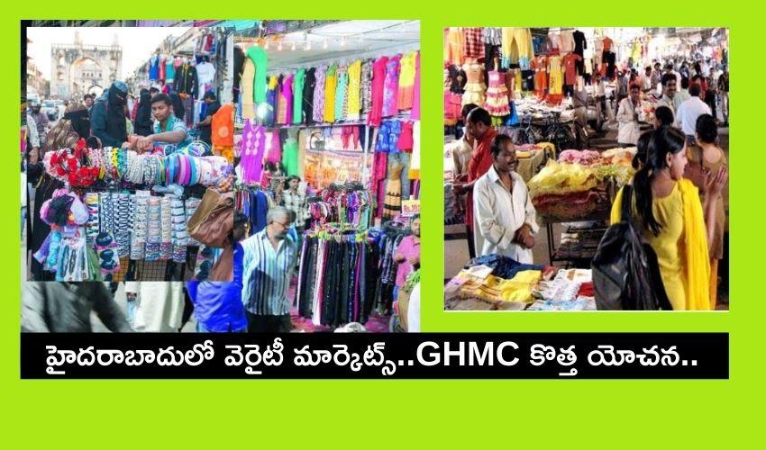 New Vegitable Market Trends Hyderabad