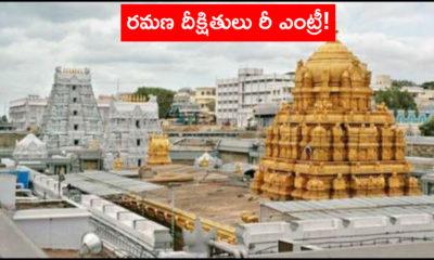 Ramana Dikshitulu Re Entry