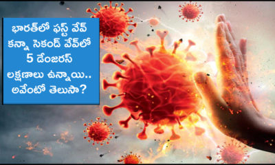 Second Coronavirus Wave In India