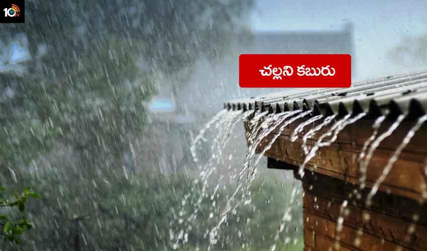 Telangana Rain Alert