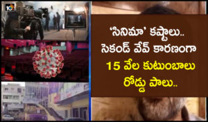 Corona Second Wave Effect On Tollywood Film Indistry