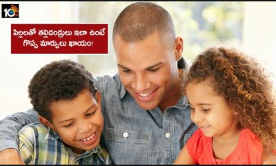 How Parents Influence Childrens Lifestyle