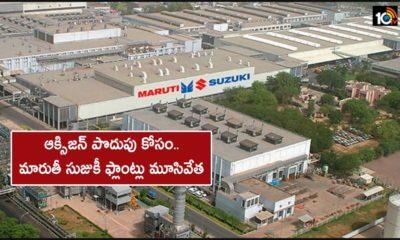 Maruti Suzuki To Shut Down Haryana Plants To Make Oxygen Available
