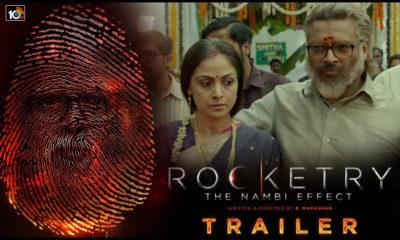 R Madhavans Rocketry Telugu Trailer