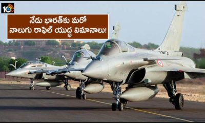 Rafale Jets Four More Rafale Jets Arrive In In