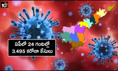 Rising Corona Cases And Deaths In Ap