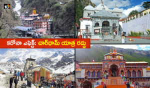 Uttarakhand Govt Suspends Char Dham Yatra In Wake Of Rising Covid Cases