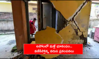 3.6 Magnitude Earthquake Hit Assam's Tezpur