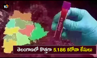 5186 New Corona Cases In Telangana