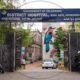 three corona patients kills at King Kothi Hospital