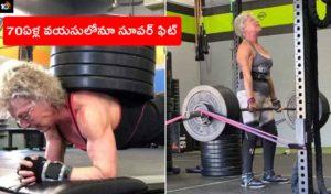 Powerlifting Grandma