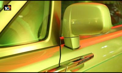 Four Children Killed In Up When A Car Door Locked