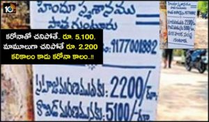 Guntur Graveyard Decided Rates To Funerals In Ap