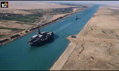 Suez Canal Chief Proposes Widening Deepening Vital Waterway