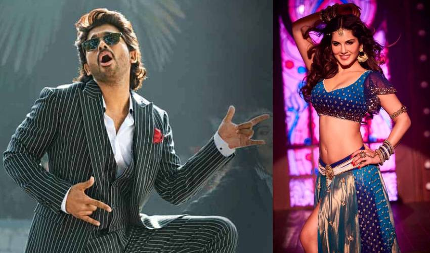 Sunny Leone : బన్నీతో స్పెషల్ సాంగ్ కోసం సన్నీ అంత అడిగిందా..!