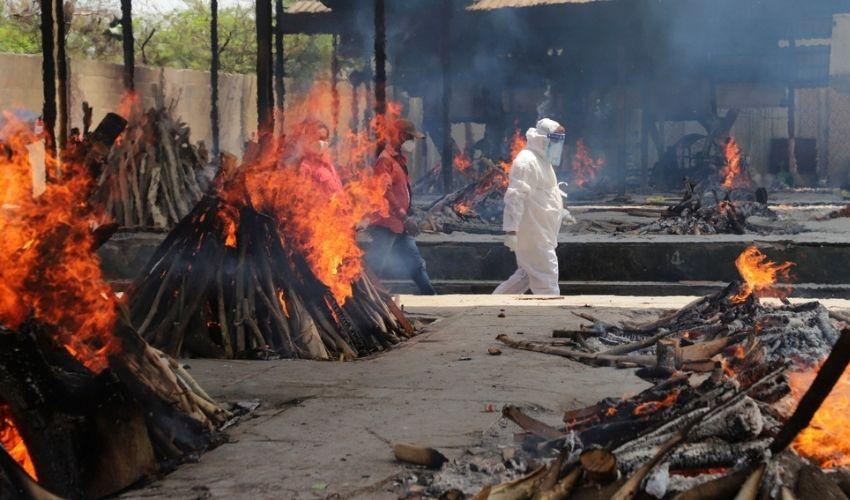 India's Covid-19 Deaths : భారత్ లో కరోనా మరణాలు..ప్రభుత్వ లెక్కల కంటే పది రెట్లు అధికం
