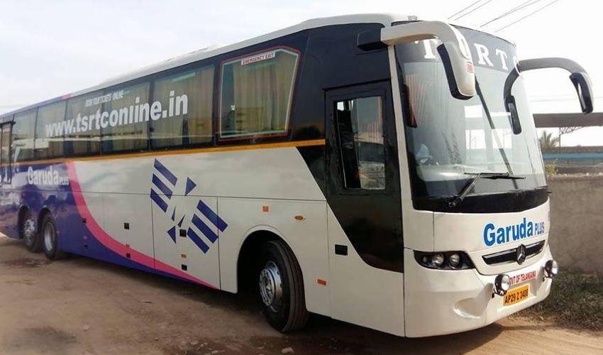 RTC Bus: అకస్మాత్తుగా ఆగిన ఆర్టీసీ బస్సులు.. ఇబ్బంది పడ్డ ప్రయాణికులు