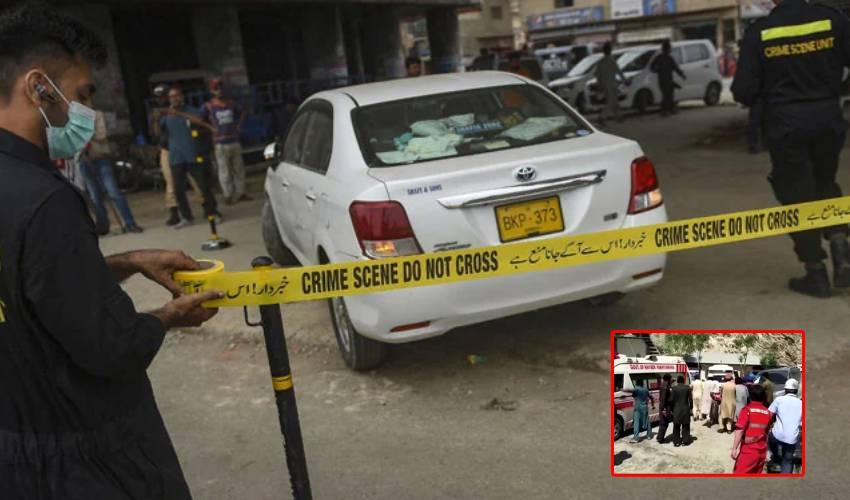 Pakistan : పాకిస్థాన్ లో చైనీయులపై ఆత్మహుతి దాడి