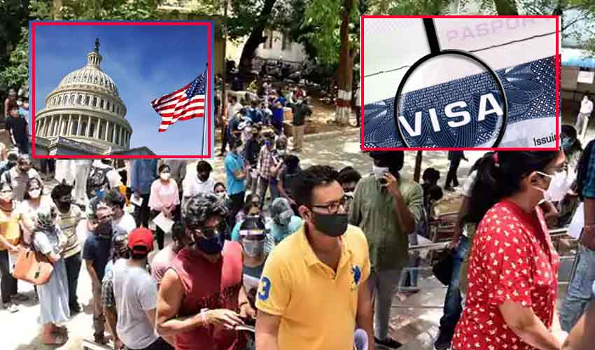 US Visas : రికార్డు స్థాయిలో భారతీయ విద్యార్థులకు అమెరికా వీసాలు