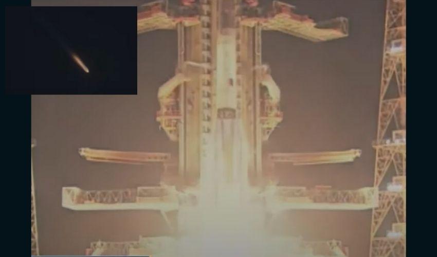 ISRO : నింగిలోకి GSLV-F10 రాకెట్..ఆకాశంలో ఇస్రో కన్ను