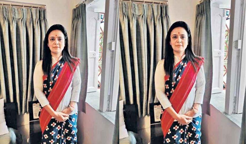 https://10tv.in/telangana/bengal-mp-mahua-moitra-wearing-pochampally-saree-gifted-telangana-minister-ktr-276238.html