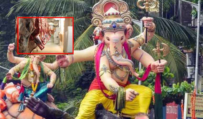Ganesh Chaturthi : వినాయక చవితి రోజున మాంసం అమ్మకాలపై నిషేధం