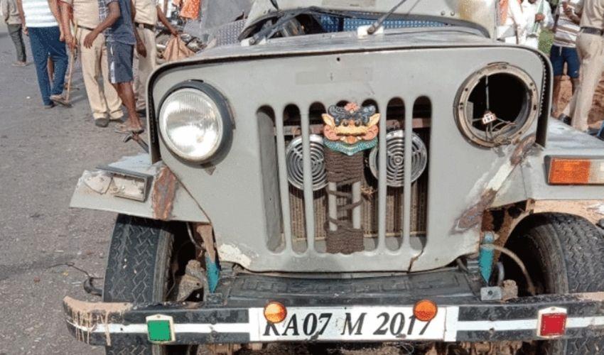 Road Accident: ఘోర రోడ్డు ప్రమాదం.. 8 మంది ఏపీ కూలీలు మృతి!