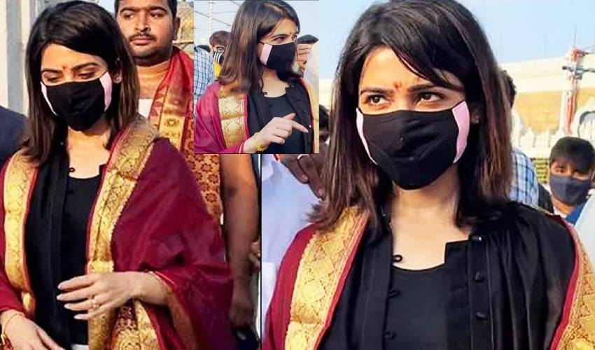 https://10tv.in/movies/samantha-akkineni-fires-on-reporter-in-tirumala-277636.html