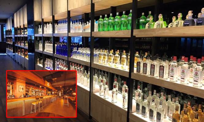 Telangana : వైన్స్, బార్ షాపుల లైసెన్స్ గడువు పొడిగింపు | Extension of licenses for wines and bar shops in telangana