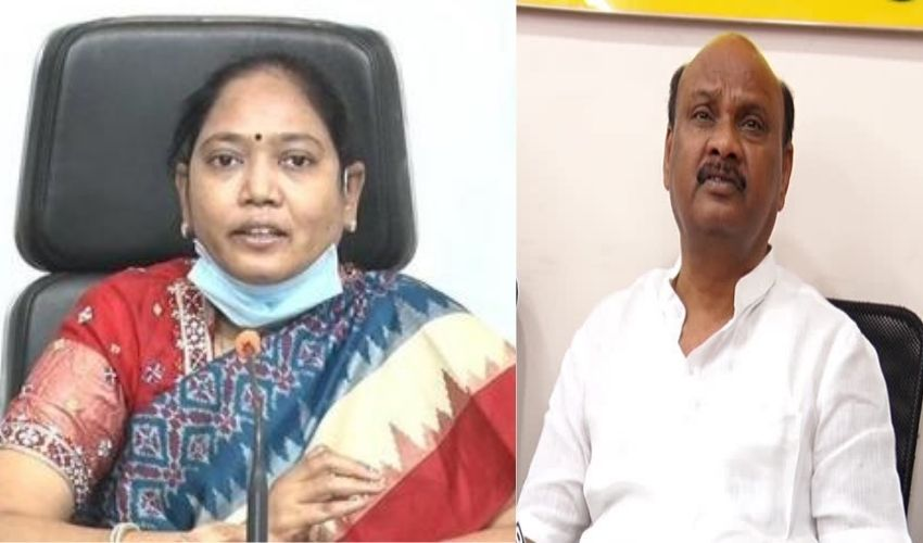 https://10tv.in/andhra-pradesh/ap-home-minister-sucharitha-fires-on-tdp-leader-ayyanna-patrudus-comments-277654.html